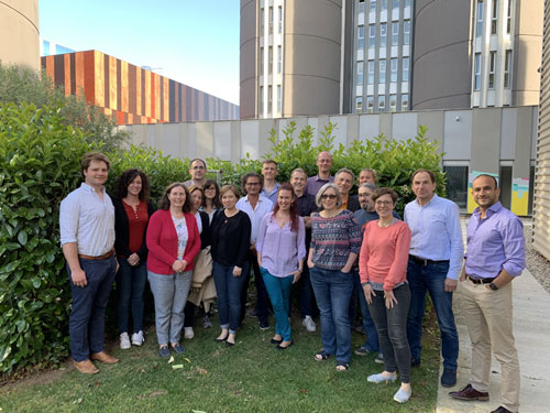 6th Project meeting Barcelona Spain 2019